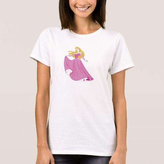 Sleeping Beauty's Aurora Dancing Disney T-Shirt