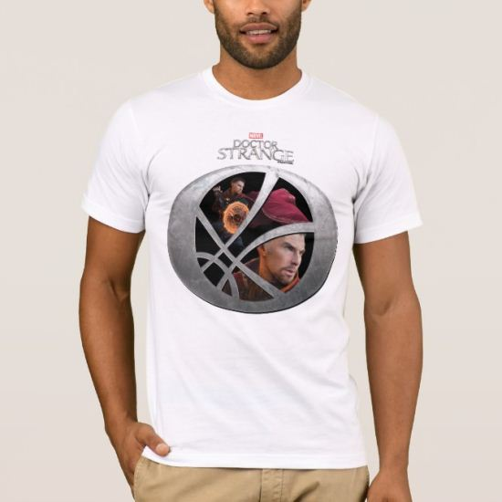 Doctor Strange Within Seal of Vishanti T-Shirt