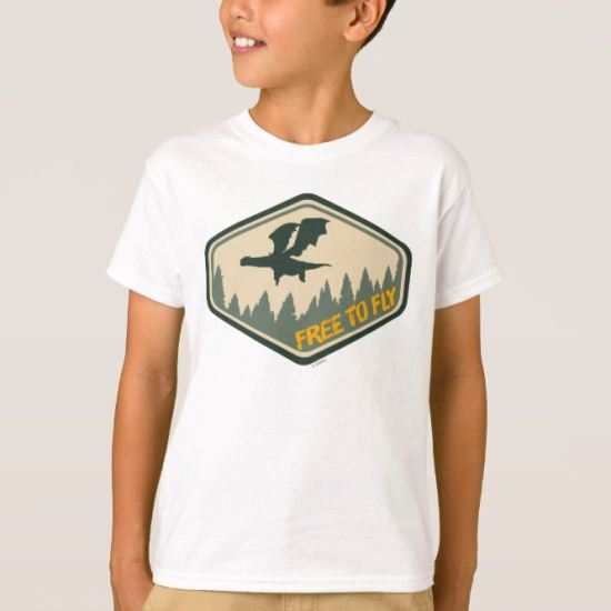 Pete's Dragon | Free to Fly T-Shirt