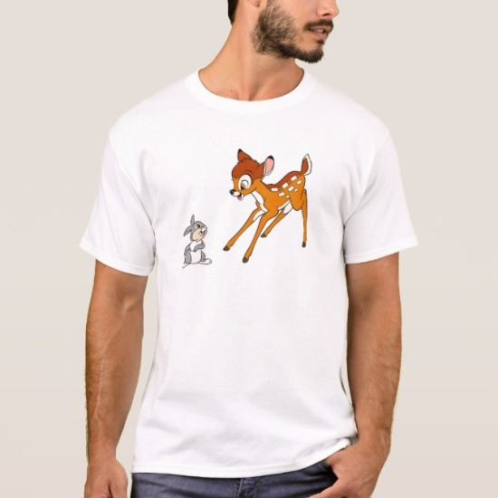 Bambi and Thumper gesturing T-Shirt