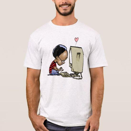 Oliver Wendell Jones … in love! T-Shirt