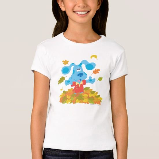 Blue's Clue - Awesome Autumn Days! T-Shirt
