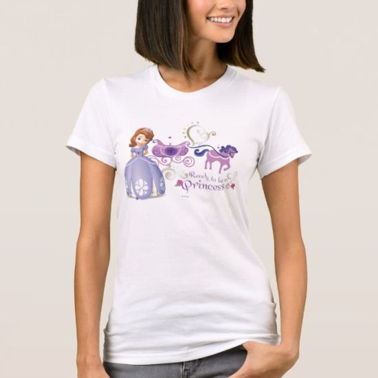 Sofia: Ready to be a Princess T-Shirt