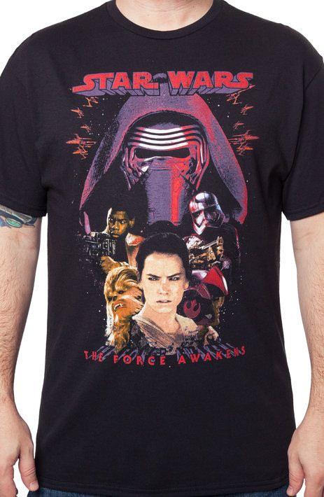 Group Star Wars Force Awakens T-Shirt