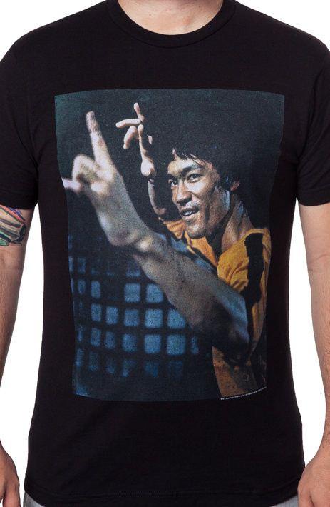 Yeeaaah Bruce Lee Shirt