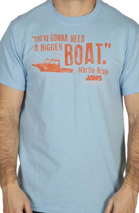 Bigger Boat Shirt