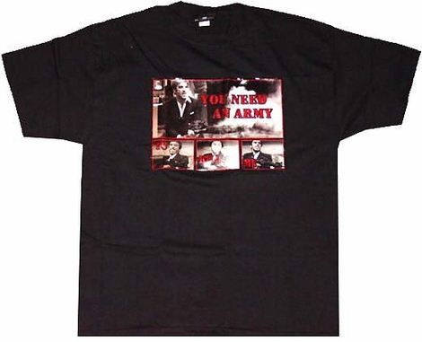 Scarface Need An Army T-Shirt