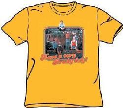 The Brady Bunch Gang T-shirt