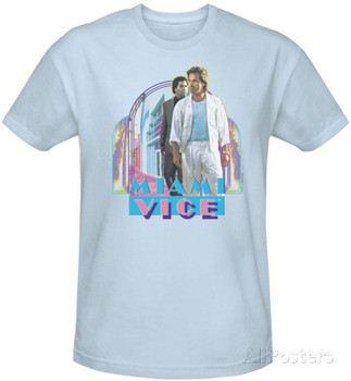 Miami Vice - Miami Heat (slim fit)
