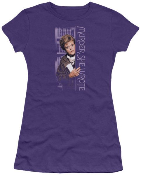 Junior Murder She Wrote Shirt