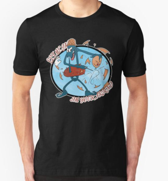 The Pincushion Man T-Shirt by LovelessDGrim T-Shirt