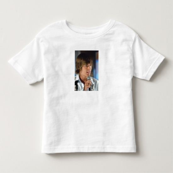 High School Musical's Troy Bolton Disney Toddler T-shirt