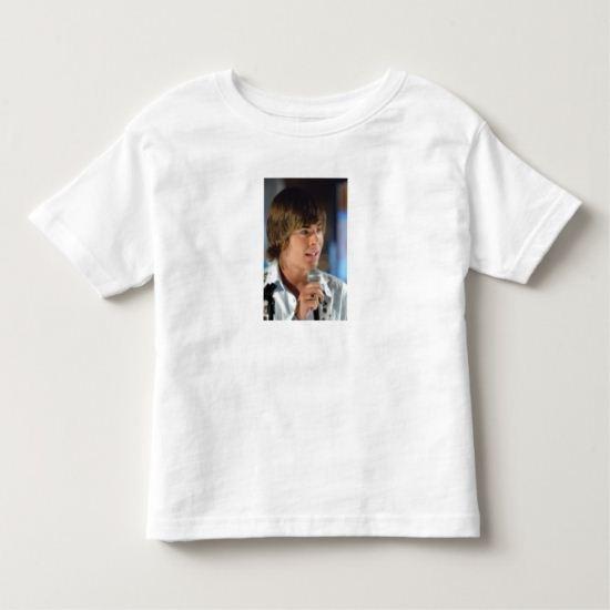 High School Musical's Troy Bolton Disney Toddler T-shirt