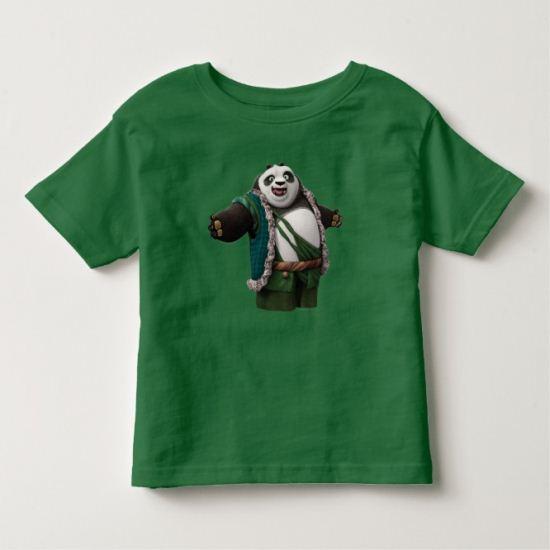 Li - Po's Dad Toddler T-shirt