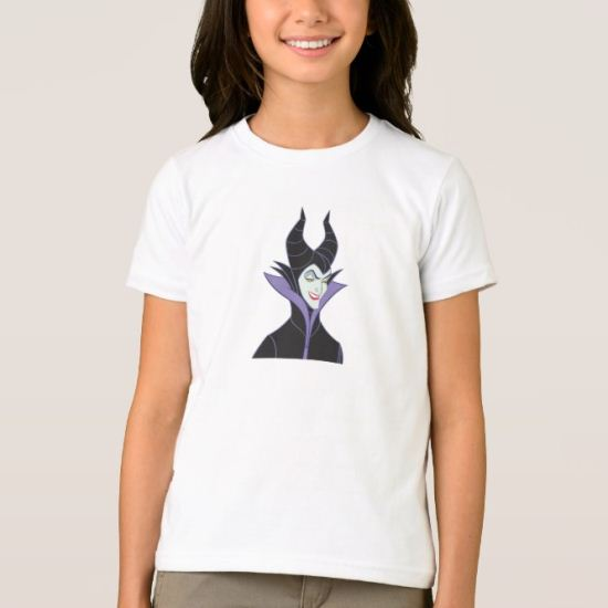 Sleeping Beauty Maleficent face Disney T-Shirt