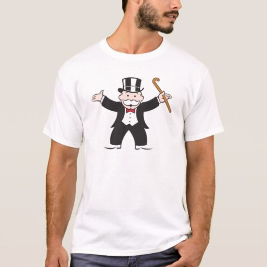 Rich Uncle Pennybags 2 T-Shirt