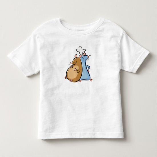 Ratatouille Disney Toddler T-shirt