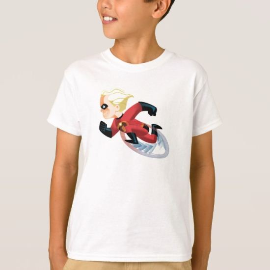 Incredibles Dash running Disney T-Shirt