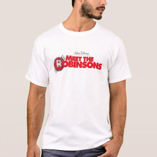 Logo from Meet The Robinsons  Disney T-Shirt