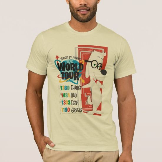 36 Awesome Mr Peabody Sherman T Shirts