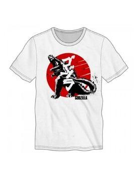 Godzilla Circle Logo Men's T-Shirt