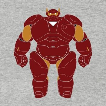 Baymax (Iron Man Armored)