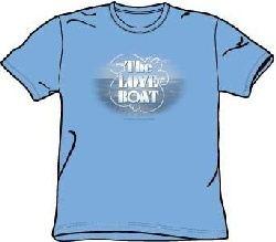 Love Boat Shirt The Love Boat Carolina Blue T-Shirt