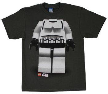 Clone Costume - LEGO Star Wars Youth T-shirt