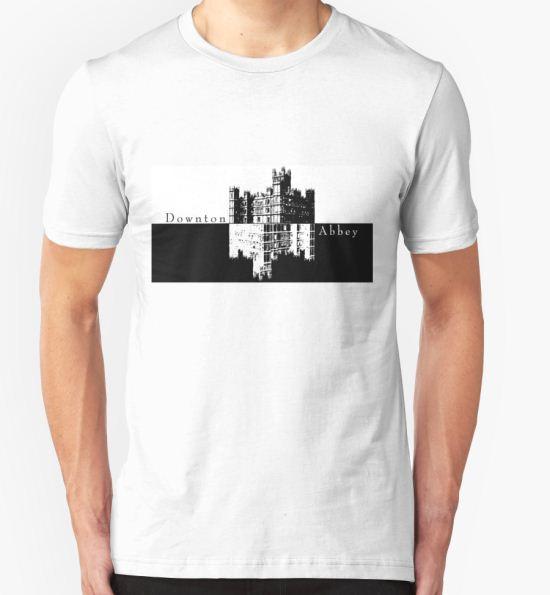 'downton abbey' T-Shirt by mircalla T-Shirt