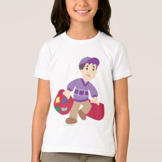 Blue's Clue - Travel Joe T-Shirt