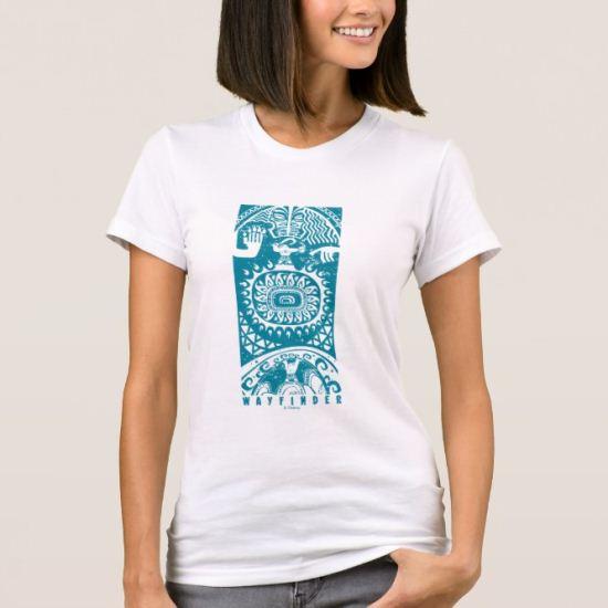 Moana   Maui - Wayfinder T-Shirt