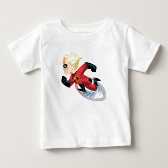 Incredibles Dash running Disney Baby T-Shirt