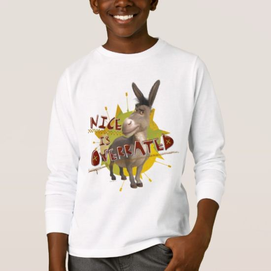 Nice Is Overrated T-Shirt