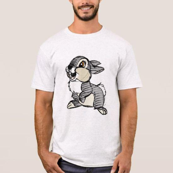 Bambi's Thumper Rabbit T-Shirt
