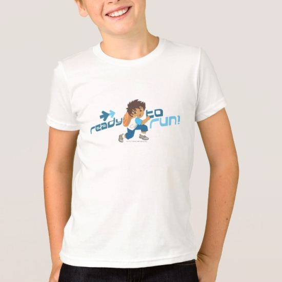 Go Diego Go! | Ready To Run! T-Shirt