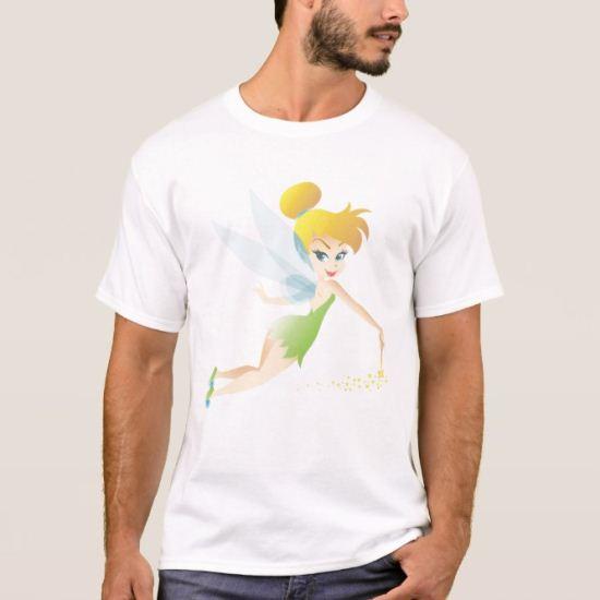 Tinker Bell Flying Disney T-Shirt