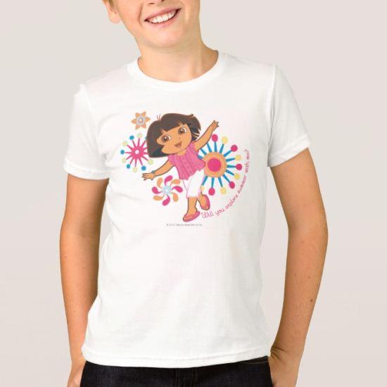 Dora The Explorer | Will You Explore Summer T-Shirt
