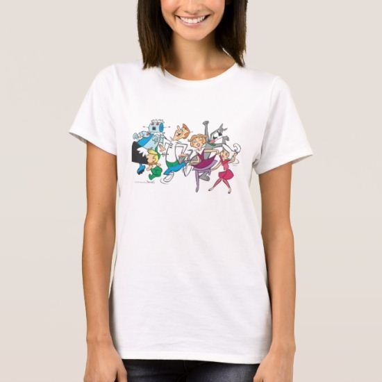 George Jetson Family Dance 1 T-Shirt