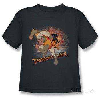 Youth: Dragon's Lair - The Black Knight