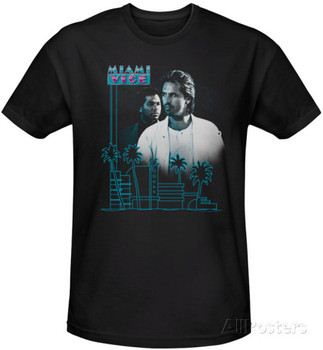 Miami Vice - Looking Out (slim fit)
