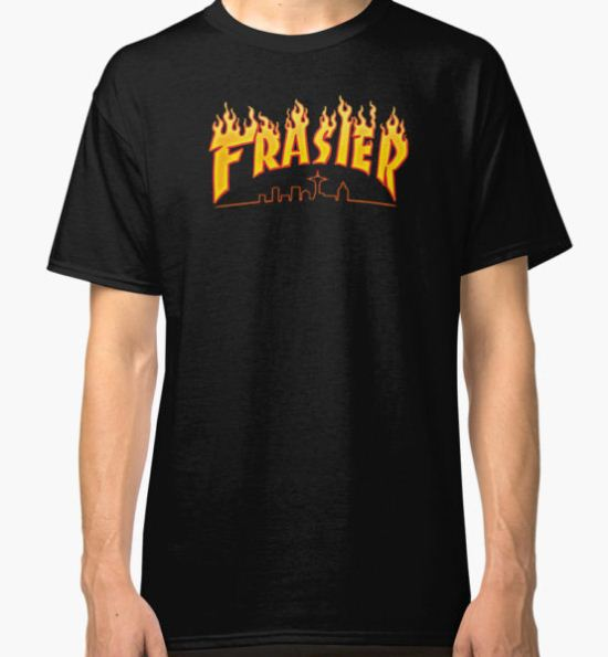 FRASIER Classic T-Shirt by weluvkampunk T-Shirt