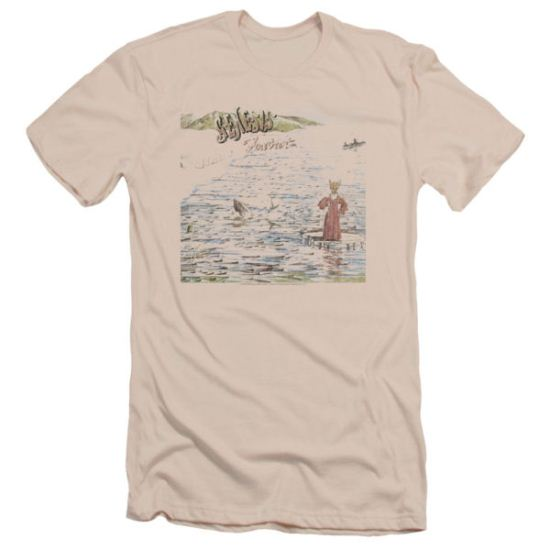 Genesis Slim Fit Shirt Foxtrot Cream T-Shirt