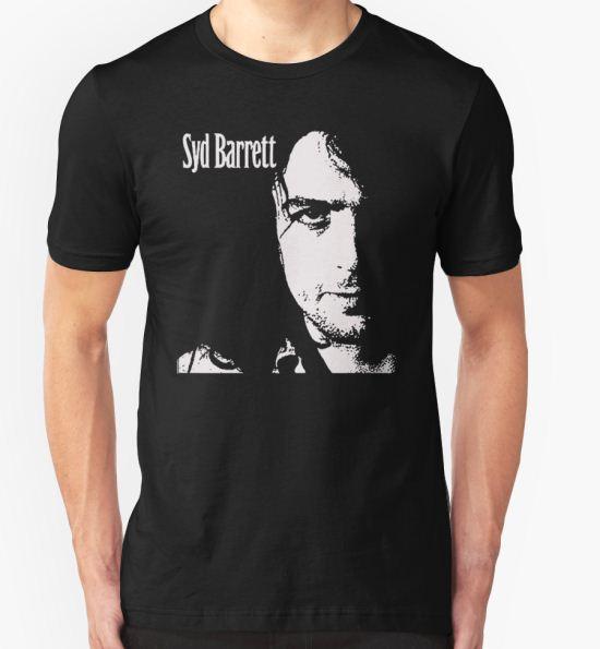 Syd Barrett t shirt T-Shirt by vanitees5211 T-Shirt