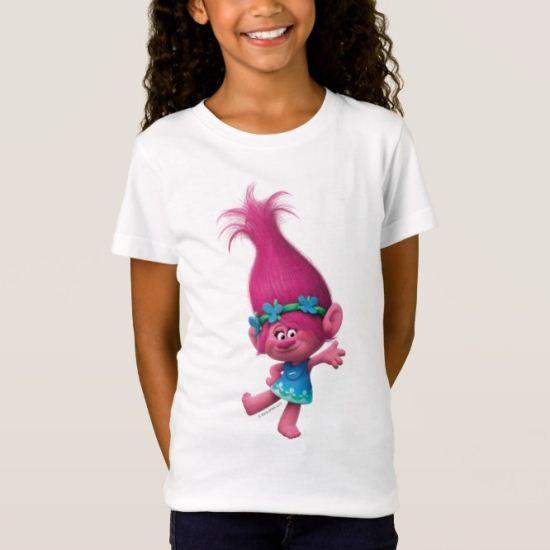 Trolls | Poppy - Queen Poppy T-Shirt