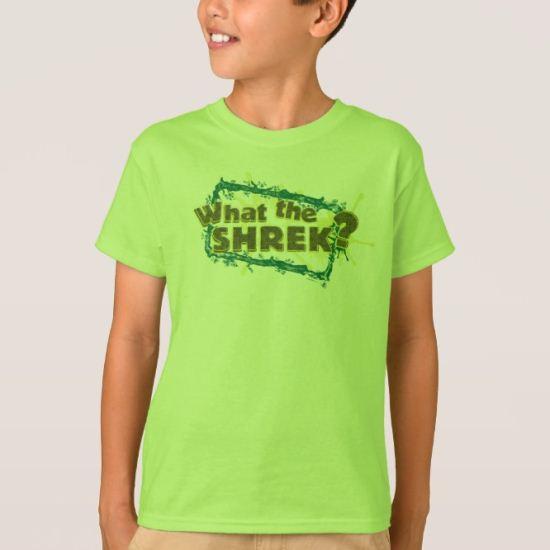 What The Shrek? T-Shirt