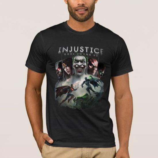 Injustice: Gods Among Us T-Shirt
