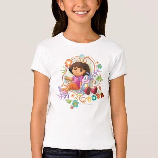 Dora The Explorer | Dora and Boots T-Shirt