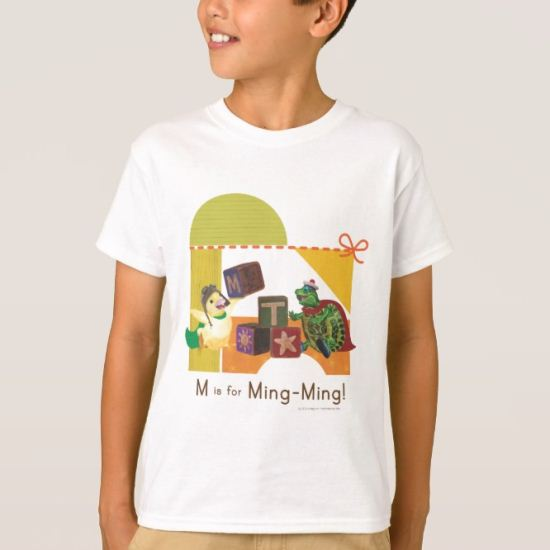 Wonder Pets! | M is For Ming Ming T-Shirt
