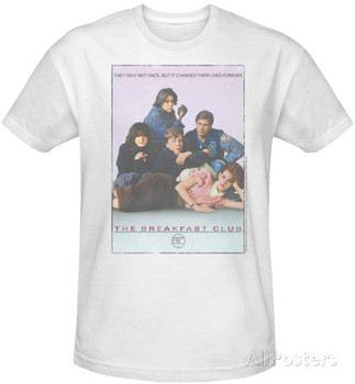 The Breakfast Club - BC Poster (slim fit)
