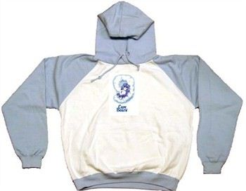 Care Bears Bedtime Bear Youth Hooded Sweatshirt
